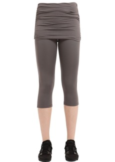 PrAna Cassidy Capri Yoga Leggings W/ Skirt