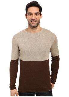 PrAna Color Block Sweater