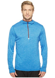 PrAna Hardesty Hooded 1/4 Zip
