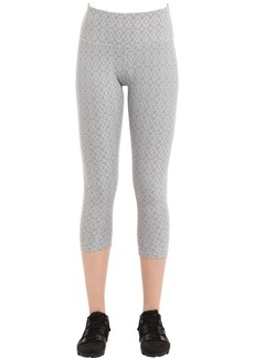 PrAna Misty Performance Yoga Capri Leggings