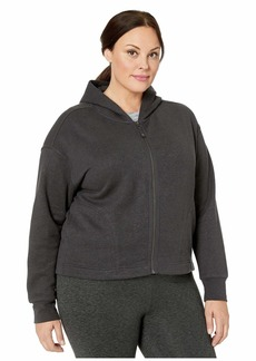 PrAna Plus Size Cozy Up Zip-Up Jacket