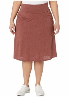 PrAna Plus Size Valencie Skirt