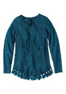 Prana Women's Shelby Poncho Sweater