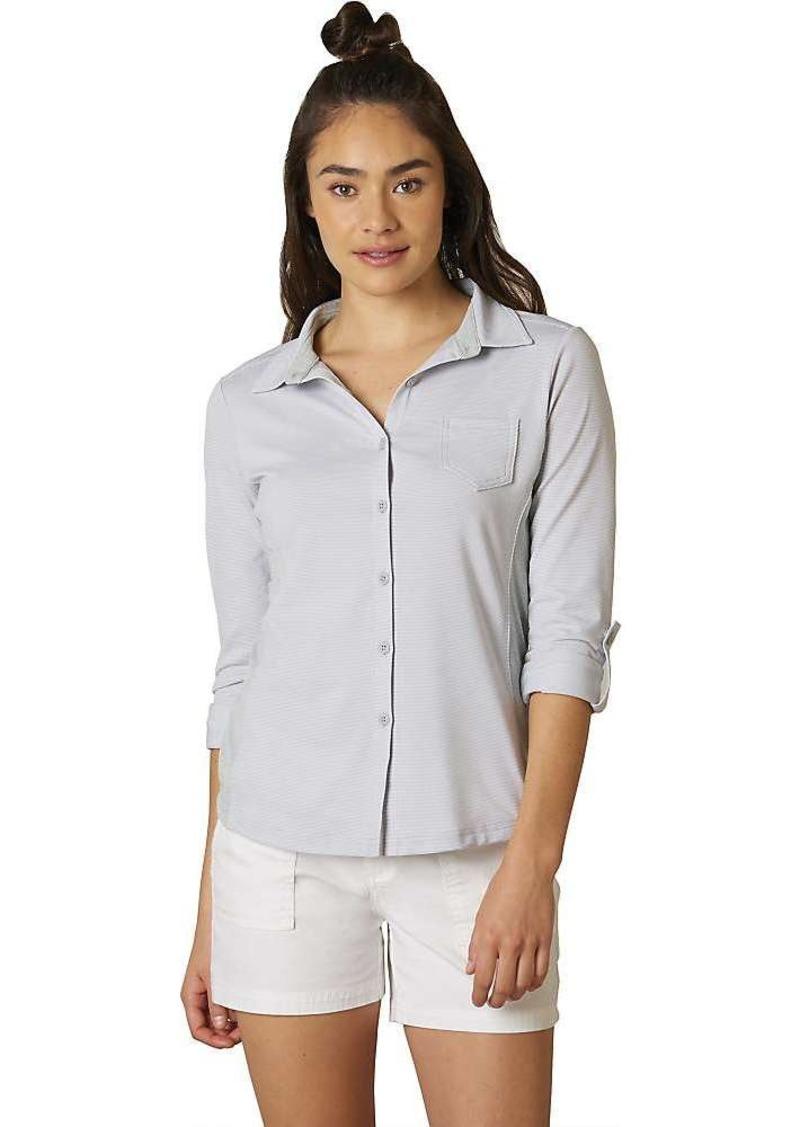Prana prana women 39 s kinley shirt casual shirts shop it for Prana women s shirts
