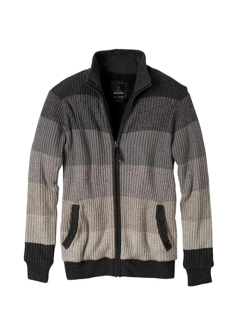 Prana Men's Aukland Full Zip Sweater