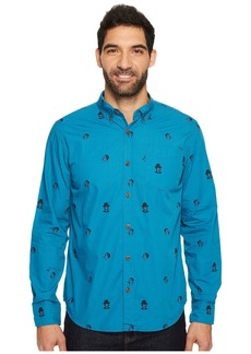 PrAna Broderick Slim Long Sleeve Shirt