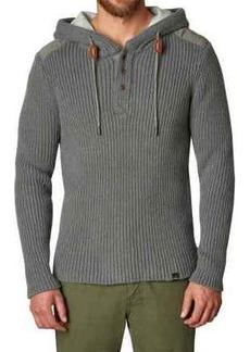 PrAna prAna Hooded Henley Sweater (For Men) | Casual Shirts - Shop ...