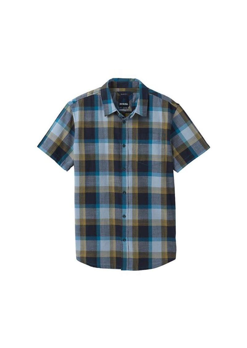 Prana Men's Benton Shirt- Standard Tall
