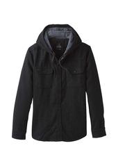 Prana Men's Bolster LS Hooded Flannel Shirt