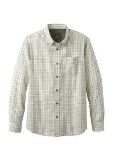 Prana Men's Broderick Check LS Shirt