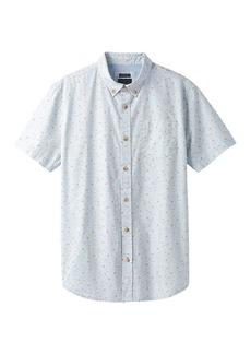 Prana Men's Broderick Floral SS Slim Shirt