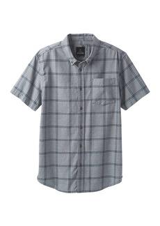 Prana Men's Broderick Window Pane SS Shirt
