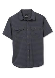 prAna Men's Cayman Short Sleeve Button-Up Shirt