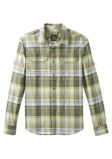Prana Men's Citadel Plaid LS Shirt
