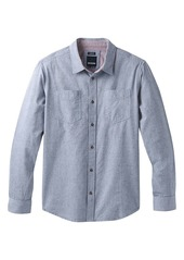 Prana Men's Dilettante Slim Fit LS Shirt