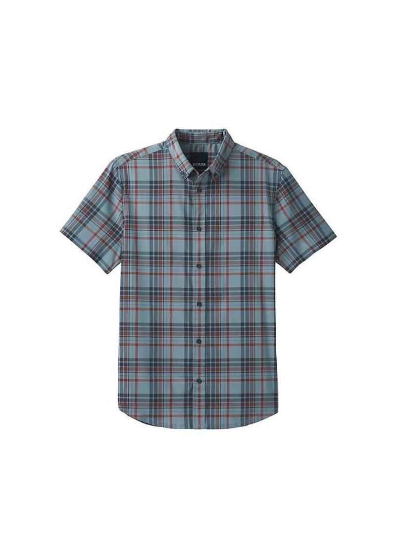 Prana Men's Granger Short Sleeve-Tailored