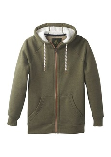 Prana Men's Lifetime Full Zip Sherpa Hood Jacket