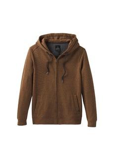Prana Men's Outlyer Full Zip Hooded Fleece Top