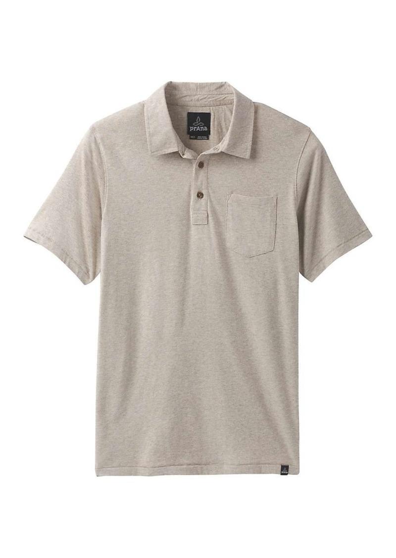 Prana Men's Polo Shirt