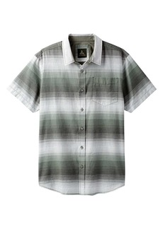 Prana Men's Tamrack Stripe SS Shirt