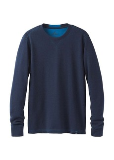 Prana Men's Wes LS Crew Shirt