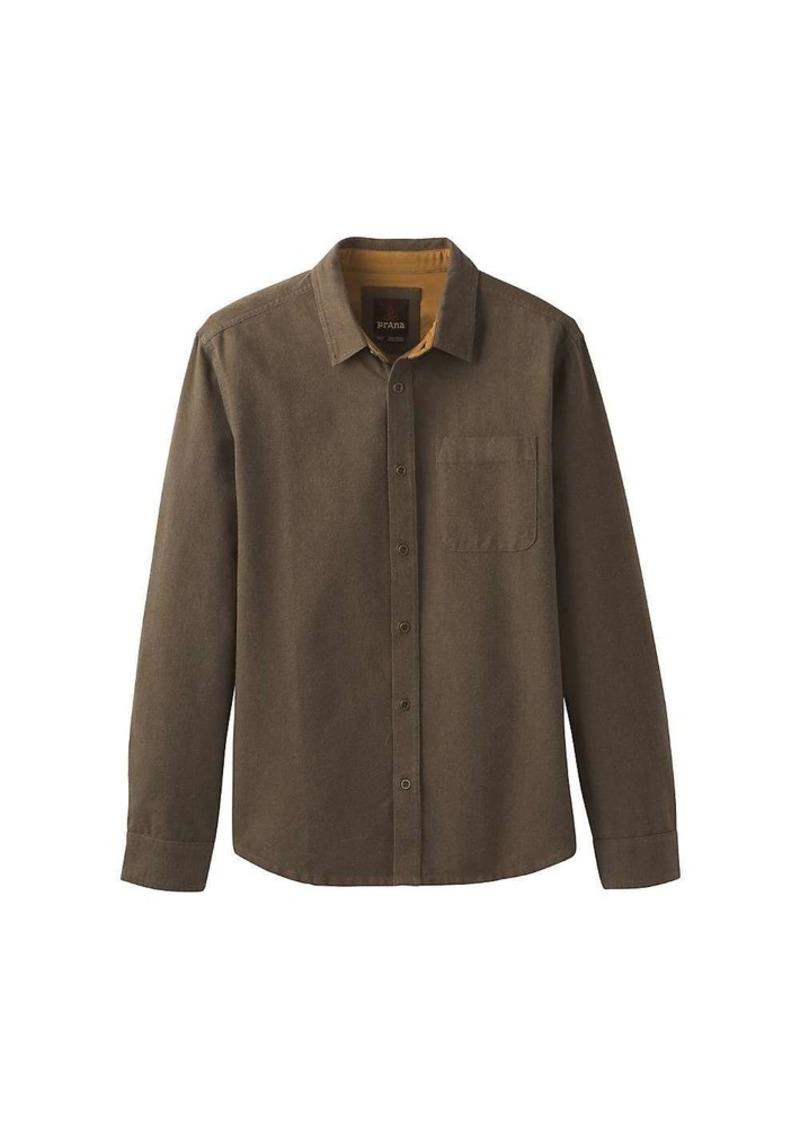 Prana Men's Woodman Flannel