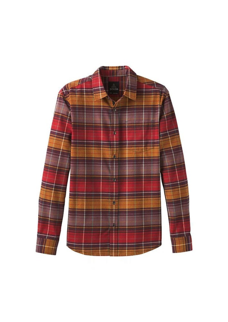 Prana Men's Wyndwell Flannel Shirt