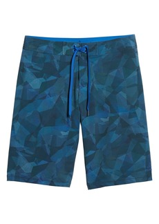 prAna 'Sediment' Stretch Board Shorts