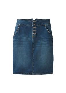 Prana Women's Aubrey Denim Skirt
