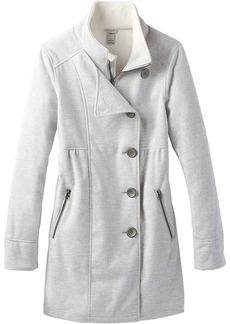 Prana Women's Martina Long Heathered Jacket