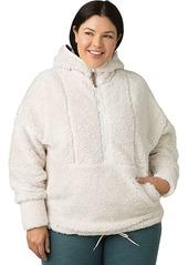 Prana Women's Polar Escape Half Zip Sweater - Plus