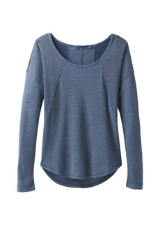 Prana Women's Remi Waffle Pullover Top