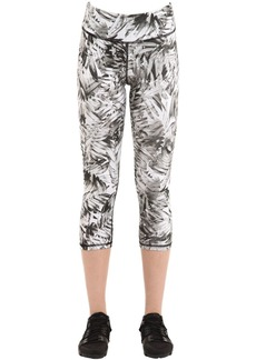PrAna Roxanne Performance Yoga Capri Leggings