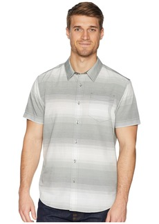 PrAna Tamrack Stripe Short Sleeve