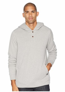 PrAna Trawler Hooded Henley Fleece