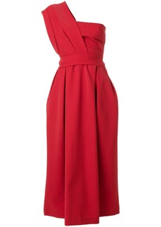 Preen Ace one shoulder dress