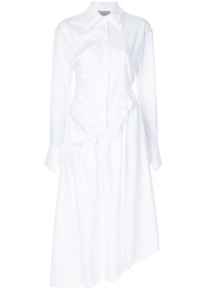 Preen asymmetric shirt dress