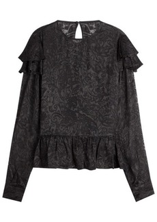 Preen Blouse with Silk
