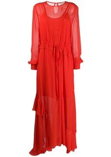 Preen Brea long dress
