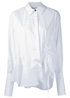 Preen drawstring detail shirt
