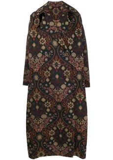Preen Emerson floral coat