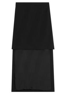 Preen High-Low Skirt