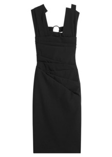 Preen Levete Dress with Back Sash