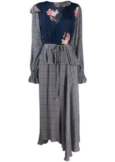Preen Maieka midi dress