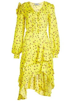 Preen Margot Printed Dress