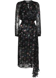 Preen Olga floral embellished dress