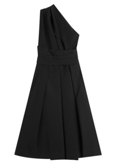 Preen One Shoulder Cocktail Dress