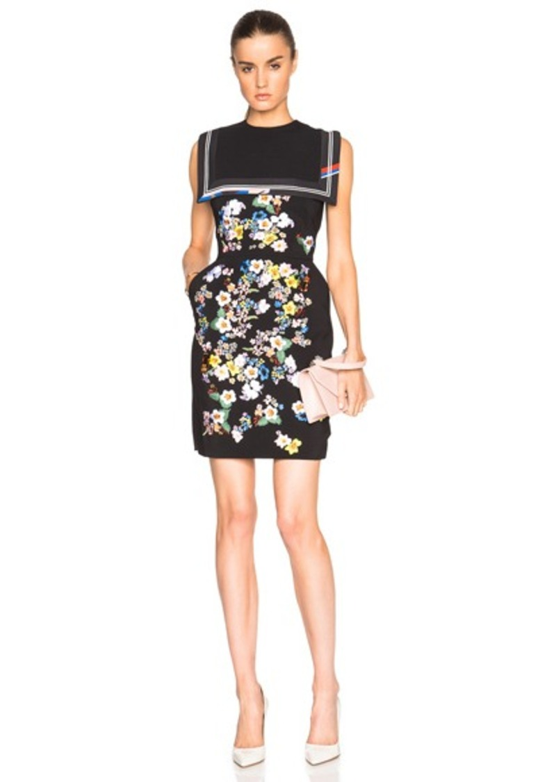 Preen by Thornton Bregazzi Avella Dress with Flower Embroidery