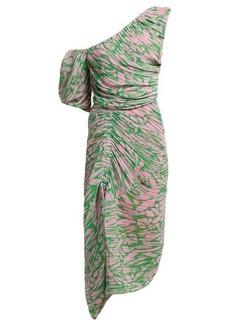 Preen By Thornton Bregazzi Jane printed georgette dress