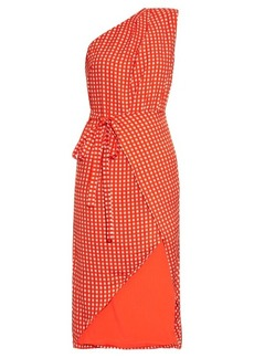 Preen By Thornton Bregazzi Klauber gingham dress